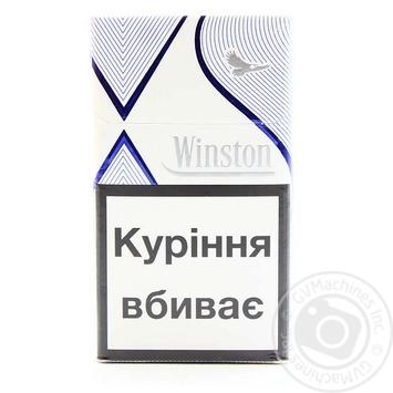 Сигареты Wиnstоn XStyle Blue - купить, цены на Фуршет - фото 6