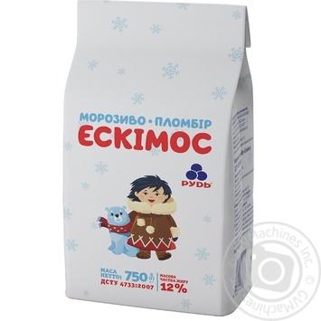 Rud Eskimo Frozen Ice-Cream - buy, prices for Auchan - image 1