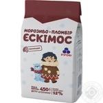 Мороженое Рудь Эскимос пломбир шоколад 450г