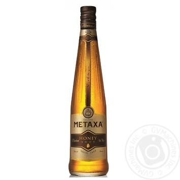 Бренди Metaxa Honey 0,7л