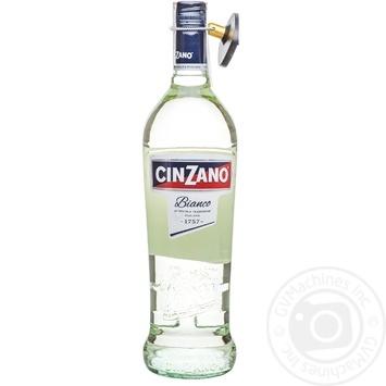 Cinzano Bianco Vermouth 1l
