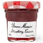 Bonne Maman extra strawberry jam 30g
