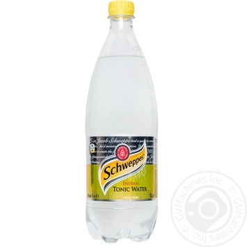 Schweppes Indian tonic carbonated beverage 1000ml - buy, prices for Metro - image 2