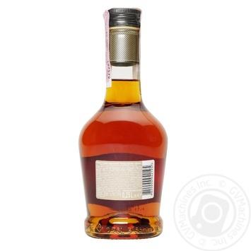 Shustov Desna Cognac 4* 0.25l - buy, prices for Novus - image 5