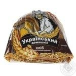 Khlib Zhytomyra Ukrainian Homemade Bread Cut into Slices 400g