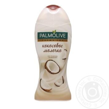 Гель-крем для душа Palmolive Gourmet Spa Кокосовое молоко 250мл - купить, цены на Метро - фото 3