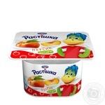 Йогурт Danone Растишка Персик 2% 115г
