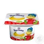 Йогурт Danone Растишка Банан 2% 115г