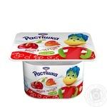 Йогурт Danone Растишка Вишня-Черешня 2% 115г
