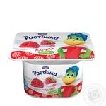 Йогурт Danone Растишка Малина 2% 115г