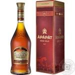 Коньяк Ararat Aни 6 лет 40% 0,5л - купить, цены на Ашан - фото 2