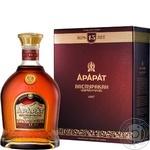 Ararat Vaspurakan 15YO Brandy 700ml gift box