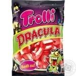 Конфеты Trolli Дракула фруктовые жевательные 200г