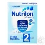 Молочная смесь Nutrilon 2 1000г
