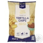 Metro Chef tortilla with cheese chips 750 g