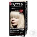 Фарба для волосся Syoss Baseline 10-1 Перламутровий блонд