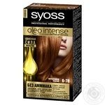 SYOSS OLEO INTENSE Shimmering Copper Hair Cream-Dye