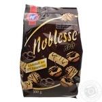Ассорти Hans Freitag NoblsNoir печен-вафли в шокол 300г