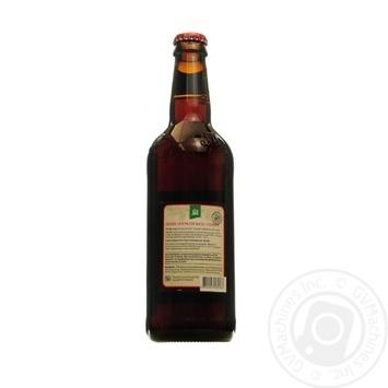 Пиво Микулин Українське темне 4,3% 0,5l - купити, ціни на Ашан - фото 2