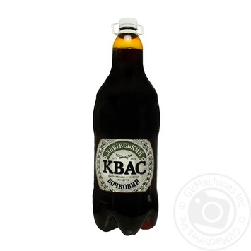 Kvas Lvivskiy Bochkoviy of natural fermented drink sparkling infiltrated pasteurized 2000ml - buy, prices for Metro - image 1