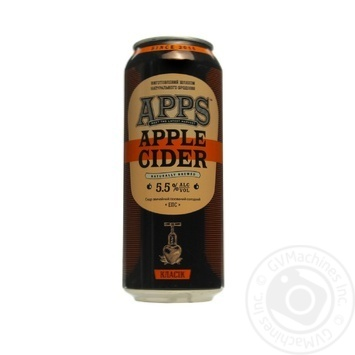 Apps Apple Classic cider can 5.5% 0,5l