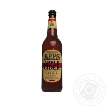 Apps Apple cherry cider 5.5% 0,5l