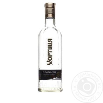 Khortytcya Platinum Vodka