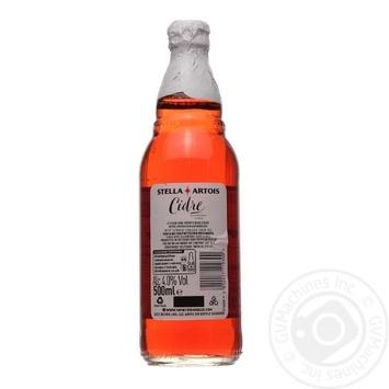Сидр Stella Artois Cider Raspberry 4,5% 0,568л скл/пл