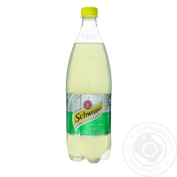 Schweppes Classic Mojito carbonated beverage 1000ml - buy, prices for Metro - image 1