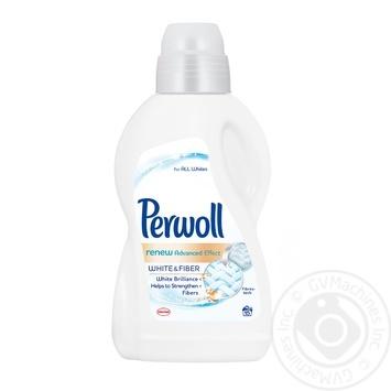 Средство для стирки Perwoll для белых вещей 900мл