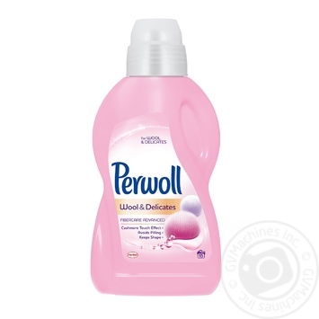 Means Perwoll for wool 900ml