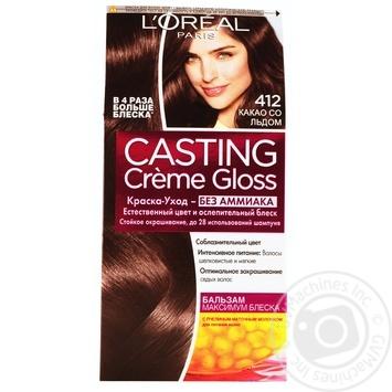 L'Oreal Paris Casting 412 Hair Dye
