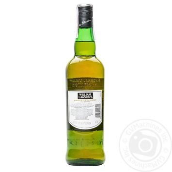 Виски William Lawson's 40% 0,7л - купить, цены на Novus - фото 4