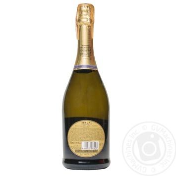 Игристое вино Martini Brut 11,5% 0,75л - купить, цены на Метро - фото 2