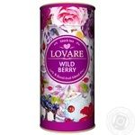Lovare Wild Berry black tea 80g