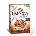 AXA Harmony Buckwheat-Wheat Flakes With Bran 270g