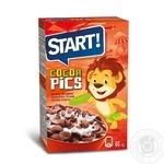 Сніданок готовий зерновий Cocoa pics START 80г