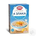 Пластівці AXA 4 злаки 500г