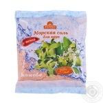 Сіль для ванн морська Бажана Жожоба 500г х30 - купити, ціни на МегаМаркет - фото 1