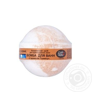 Bomb Dolce vero for bath 75g - buy, prices for Novus - image 1