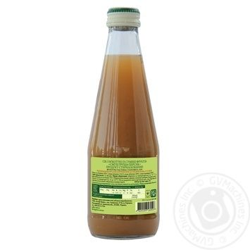 Galicia Smoothie apple-pear-peach juice 0,3l - buy, prices for Auchan - image 5