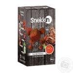 Сухарики Snekkin пшенично-ржаные со вкусом говядина с аджикой 100г