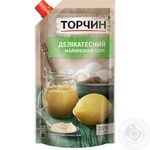 TORCHYN® Delikatesniy mayonnaise sauce 300g - buy, prices for Furshet - image 1