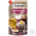 Torchin  Evropeisky Mayonnaise 300g - buy, prices for MegaMarket - image 1