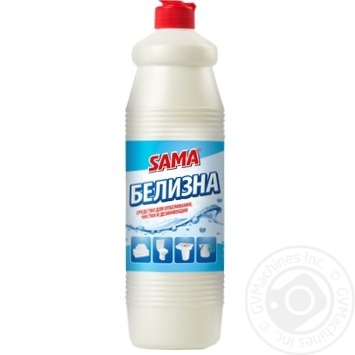 SAMA For Cleaning And Disinfection Bleach 1l