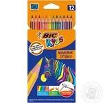Pencil Bic Kids 12pcs