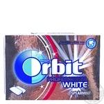 Резинка жевательная Orbit Professional Белоснежный 14г