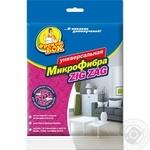 Серветка Фрекен Бок ZIG ZAG з мікрофібри універсальна - купити, ціни на Novus - фото 1