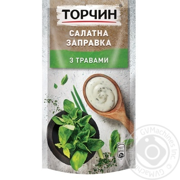 Torchin Salad dressing with herbs 140g - buy, prices for Novus - image 1