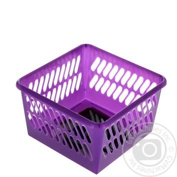 Nano Tea Basket 9.6x9.6x4.9cm - buy, prices for CityMarket - photo 1